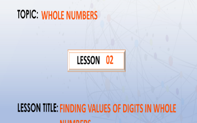 02 Finding Values Of Digits.