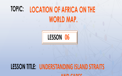 06. Understanding Islands Straits And Capes.