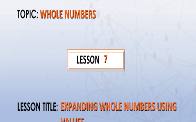 07 Expanding Numbers Using Values.