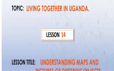 14. Understanding Maps And Pictures Of Different Objects.